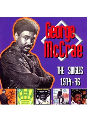 George McCrae - Singles 1974-1976, The (Music CD)