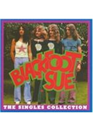 Blackfoot Sue - Singles Collection (Music CD)