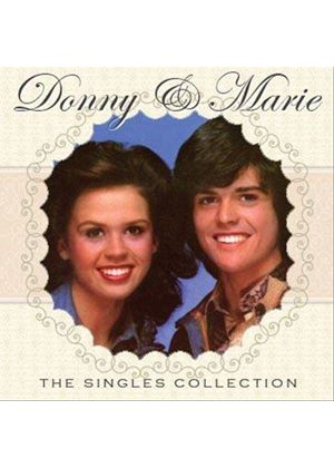 Donny Osmond - The Singles Collection (Music CD)