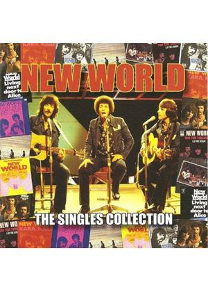 New World - Singles Collection (Music CD)
