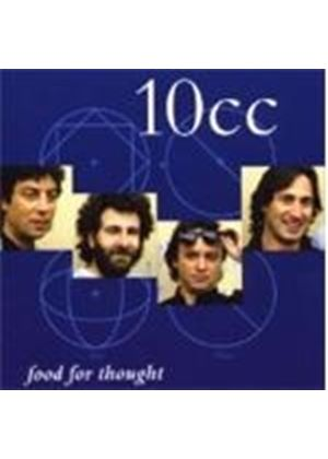 10cc - Food For Thought (Music CD)