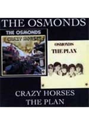 Osmonds - The Osmonds - Crazy Horses / The Plan (Music CD)
