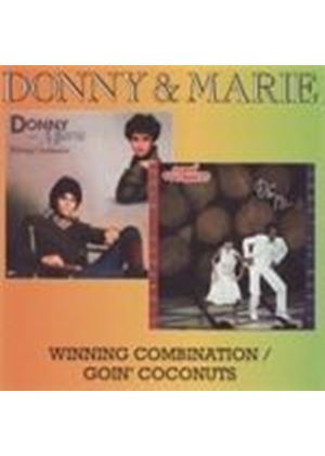 Donny And Marie Osmond - Winning Combination/Goin' Coconuts