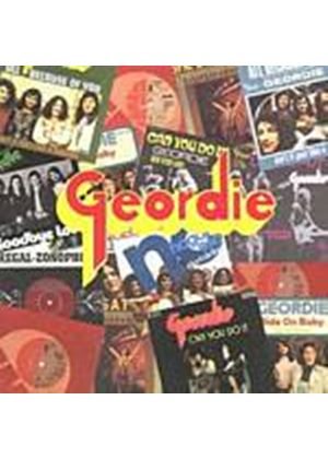 Geordie - The Singles Collection (Music CD)