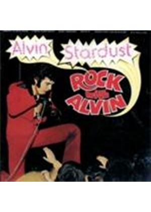 Alvin Stardust - Rock With Alvin (Music CD)