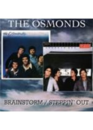 Osmonds (The) - Brainstorm/Steppin' Out (Music CD)