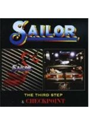 Sailor - Third Step, The/Checkpoint (Music CD)