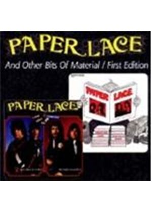 Paper Lace - And Other Bits Of Material/First Edition (Music CD)