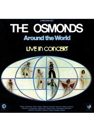 Osmonds (The) - Around the World (Live in Concert/Live Recording) (Music CD)