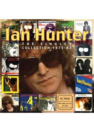 Ian Hunter - The Singles Collection 1975-83 (Music CD)