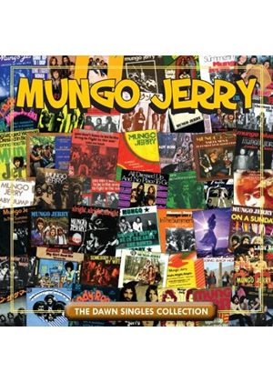 Mungo Jerry - The Dawn Singles Collection (Music CD)