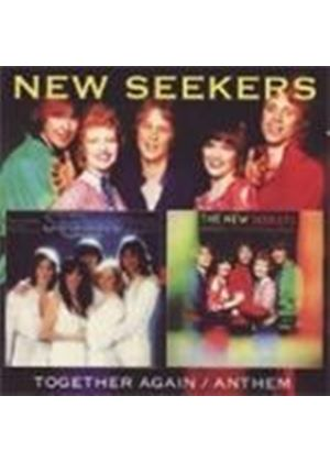 New Seekers (The) - Together Again/Anthem [Digipak] (Music CD)