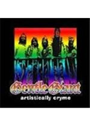 Gentle Giant - Artistically Cryme (Music Cd)