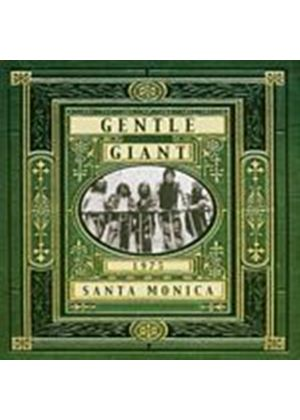 Gentle Giant - Santa Monica Freeway (Music CD)