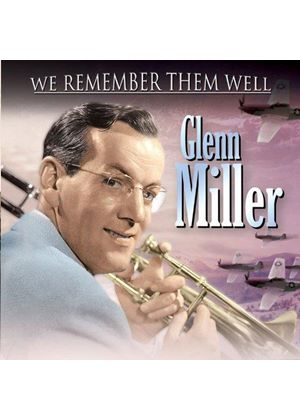 Glenn Miller - We Remember Them Well (Music CD)