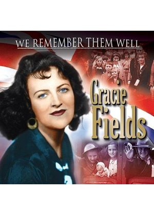 Gracie Fields - We Remember Them Well (Music CD)