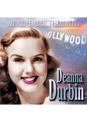 Deanna Durbin - We Remember Them Well (Music CD)