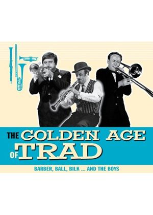 Various Artists - Golden Age of Trad (Music CD)
