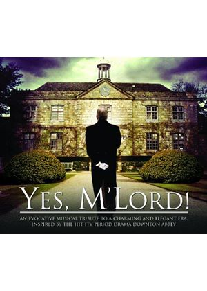 Various Artists - Yes, Milord! (Music CD)