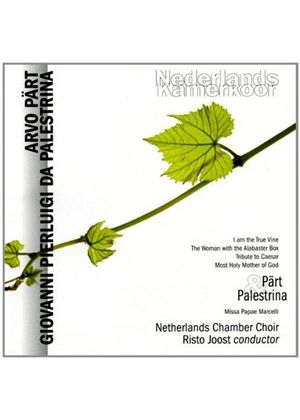 Pärt & Palestrina (Music CD)