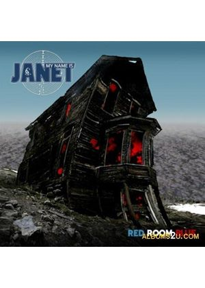 My Name is Janet - Red Room Blue (Music CD)