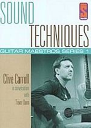 Sound Techniques - Guitar Maestros Series 1 Steve Tilston (DVD) (Various Artists)