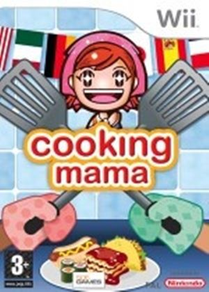 Cooking Mama (Nintendo Wii)