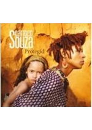 Carmen Souza - Protegid Cape Verde (Music CD)