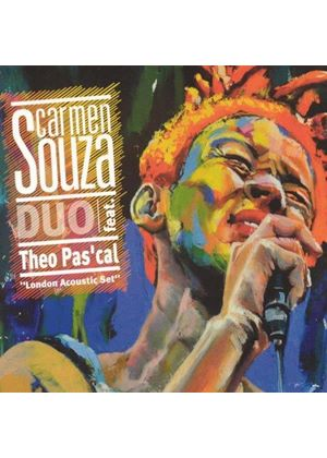 Carmen Souza - Duo (London Acoustic Set) (Music CD)