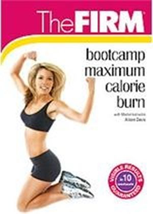 Firm - Bootcamp Maximum Calorie Burn
