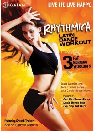 Gaiam - Rhythmica – Latin Dance Workout