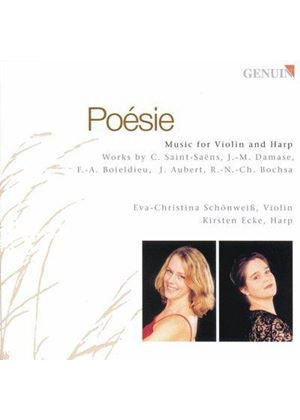 Poésie - Works for Violin and Harp