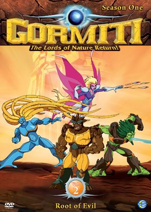 Gormiti - The Lords of Nature Return: Season 1 - Volume 2