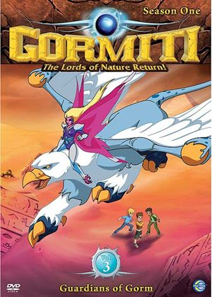 Gormiti Season 1 Volume 3 - Guardians Of Gorm