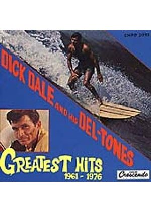 Dick Dale & His Del-Tones - Greatest Hits 1961-1976 (Music CD)