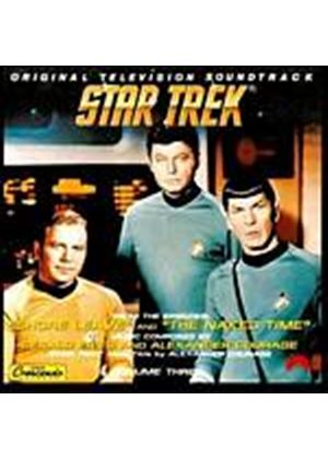 Original TV Soundtrack - Star Trek 3 - Original TV Soundtrack (Music CD)