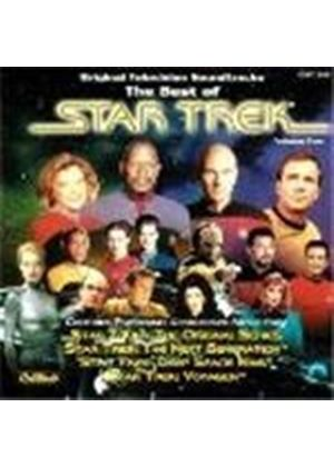 Various Artists - Star Trek - The Best Of Star Trek Vol.2