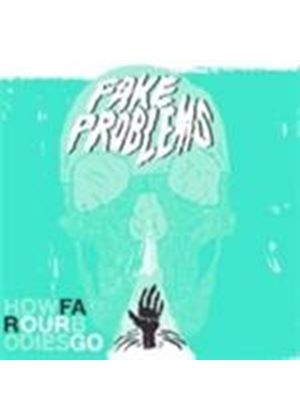 Fake Problems - How Far Our Bodies Go (Music CD)
