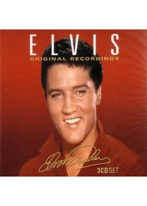 Elvis Presley - Elvis: Original Recordings (Music CD)