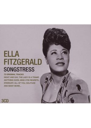Ella Fitzgerald - Songstress (Music CD)