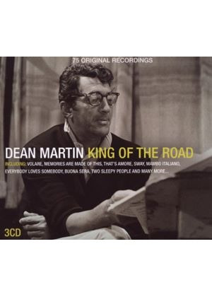 Dean Martin - King of the Road (Music CD)