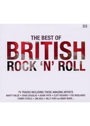 Best of British Rock N Roll - Best of British Rock N Roll (Music CD)