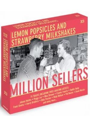 Various Artists - Lemon Popsicles and Strawberry Milkshake: MIllion Sellers (Music CD)