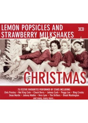 Various Artists - Lemon Popsicles and Strawberry Milkshake: Christmas! (Music CD)