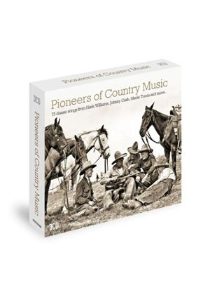 Pioneers of Country Music - Pioneers of Country Music (Music CD)