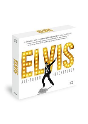 Elvis Presley - Elvis-All Round Entertainer (Music CD)