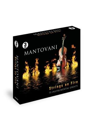 Mantovani - Strings on Fire (Music CD)
