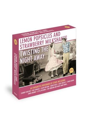Various Artists - Lemon Popsicles & Strawberry Milkshakes: Twisting the Night Away (Music CD)