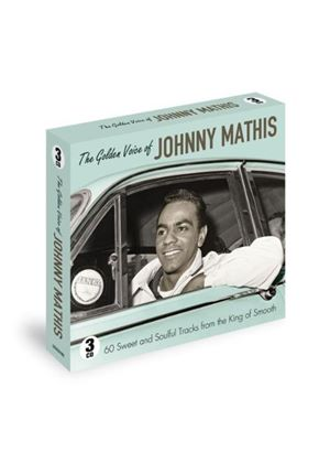 Johnny Mathis - Golden Voice of Johnny Mathis (Music CD)