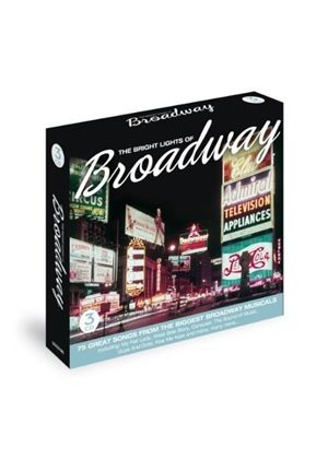 Bright Lights of Broadway - The Bright Lights of Broadway (Music CD)